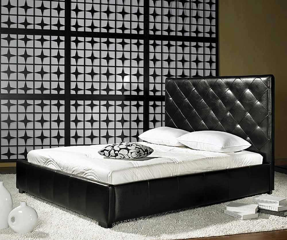 Ashley black affordable contemporary furniture for bedroom