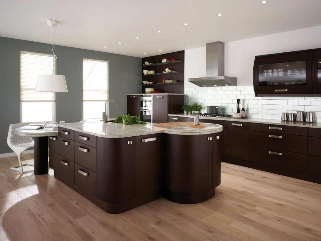 Modern Discount Home Kitchen Cabinet