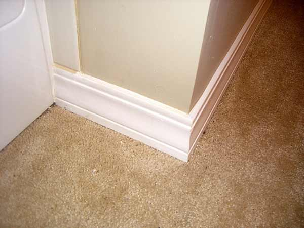 Baseboard Corer Trim and Mouldings Styles