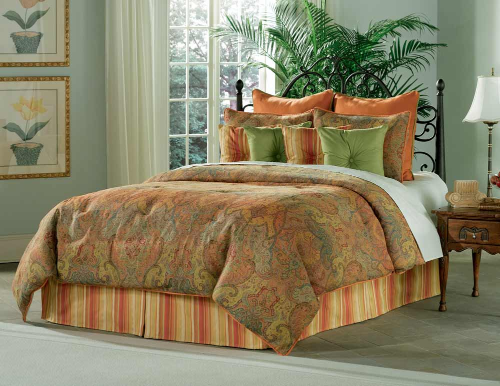 Contemporary cotton bedding comforters sets