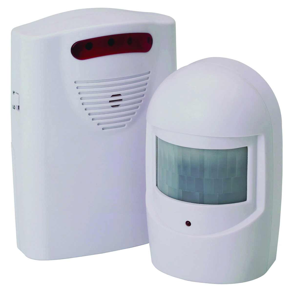 Driveway Wireless Alarm Alert System from Bunker Hill