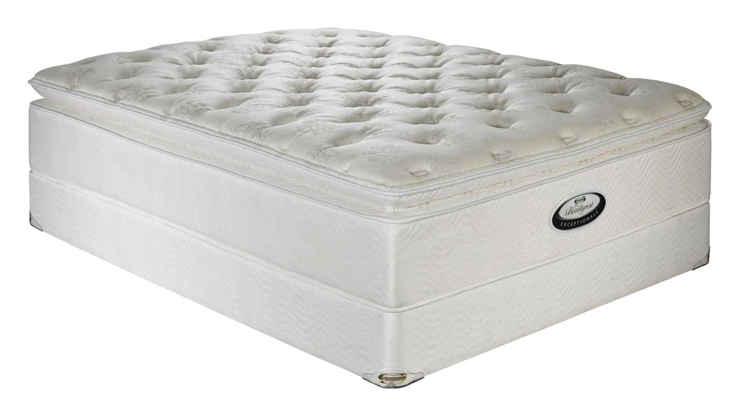 Full Size White Medical Mattress in Memory Foam