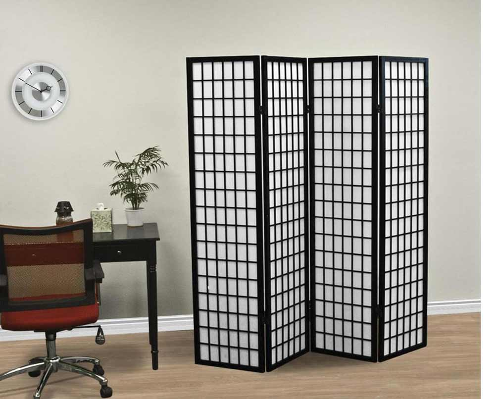 Folding room screens ideas - Collapsible room divider ...