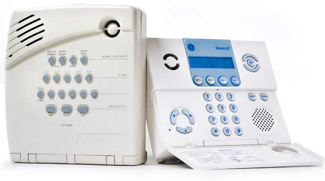 Home Security Alarm Systems with Wireless Function