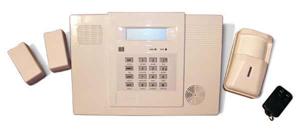 Honeywell Maricopa ADT Home Security Alarm System California