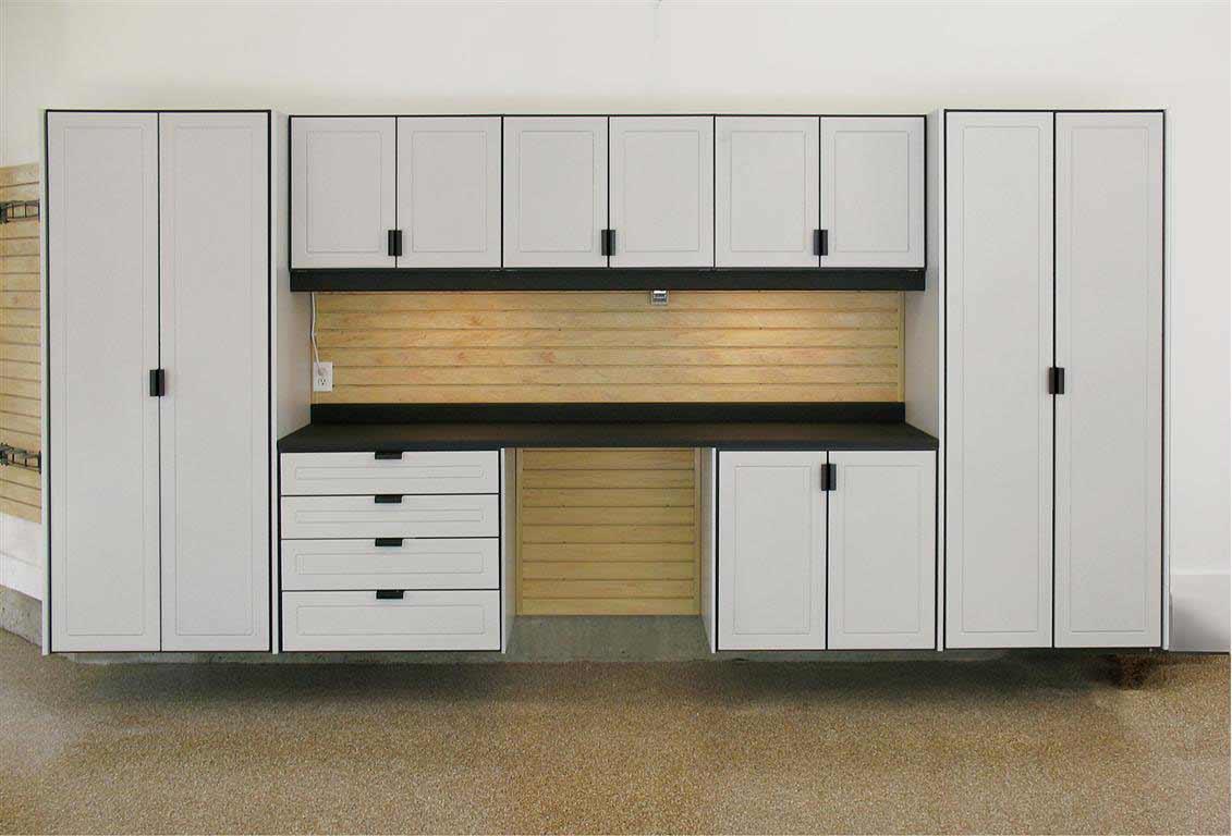 Indoor Basement storage System