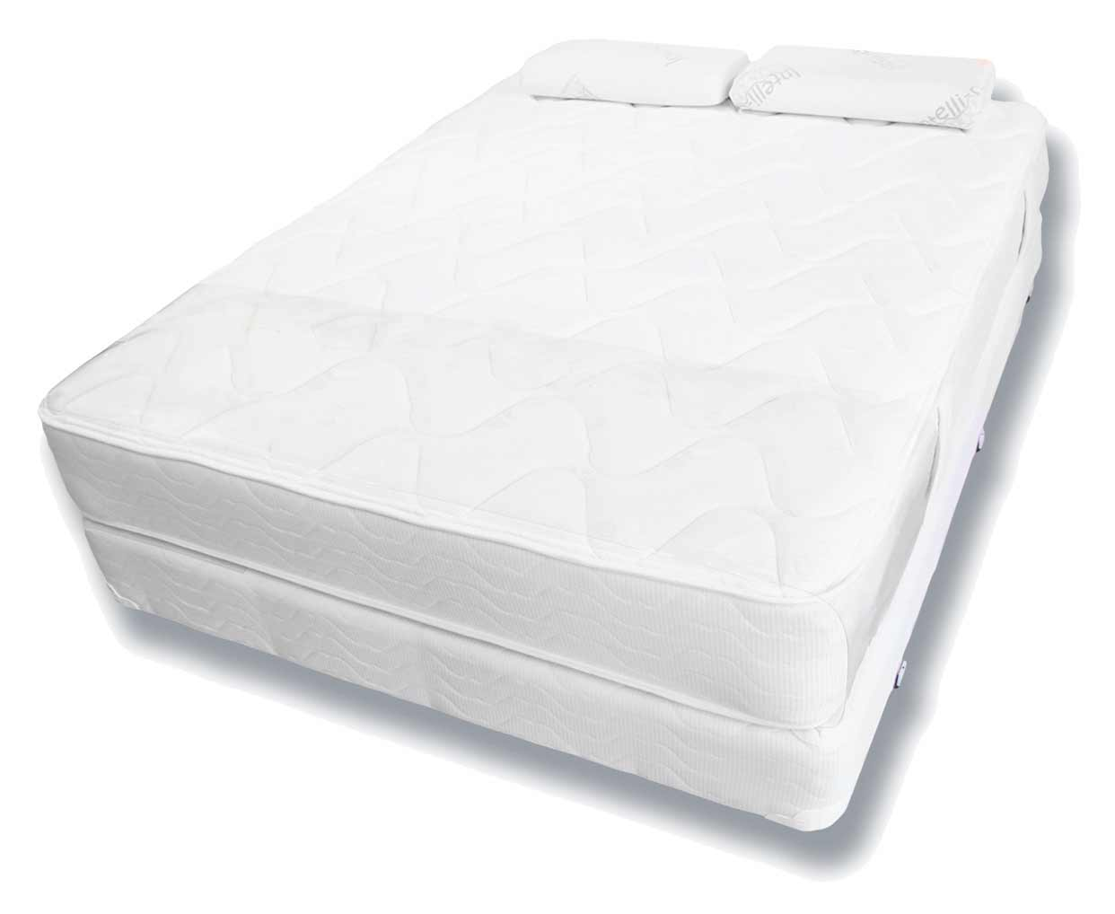 Intelli Gel Best Beds for Back Pain in White