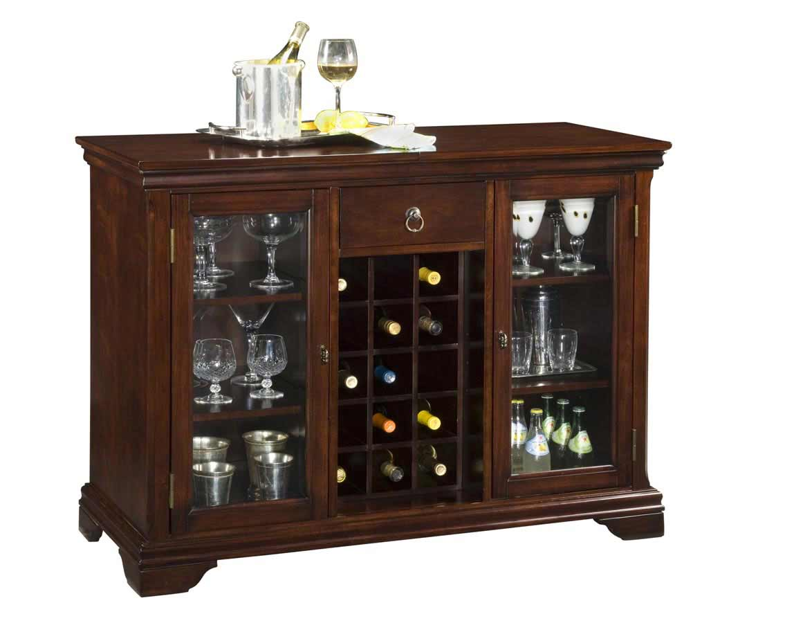 Lafayette Stylish Home Bar Storage and Cabinet