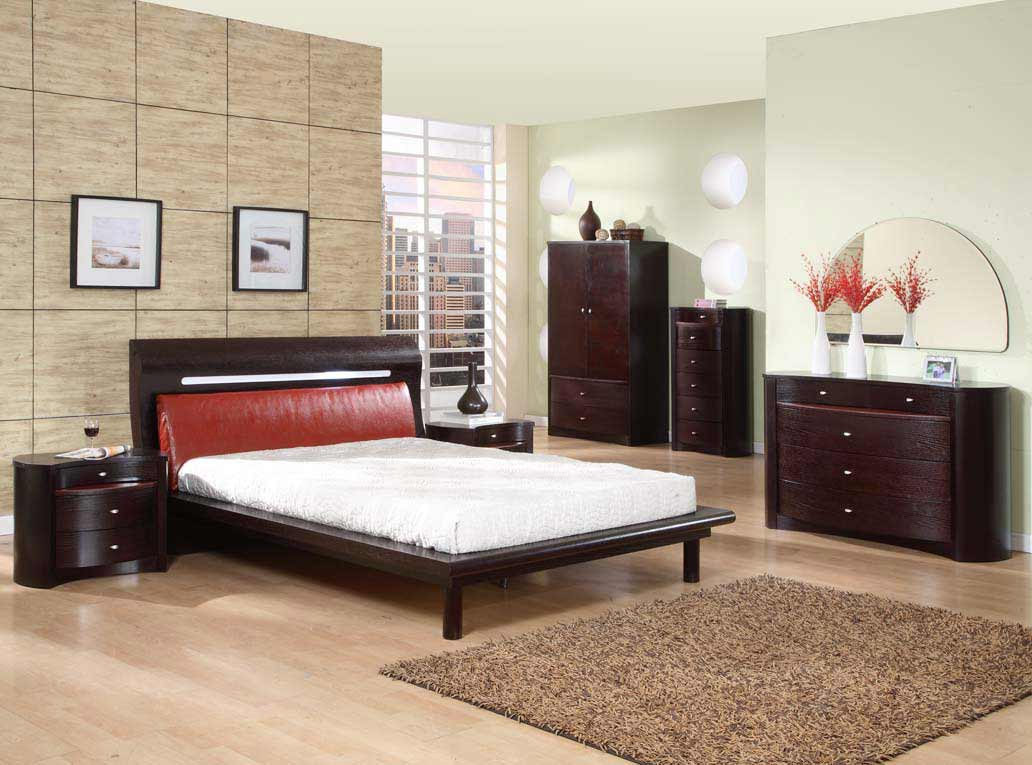 Japanese platform beds feel the home - Modern japanese bedroom furniture ...