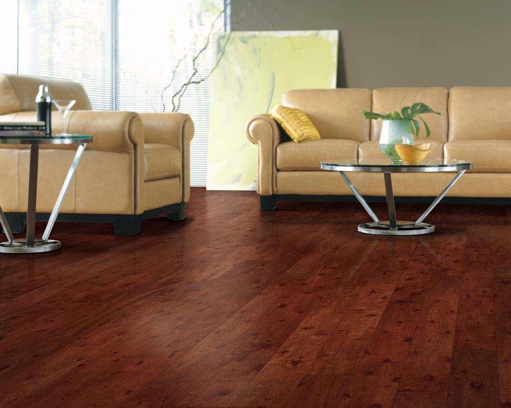 Engineered wood flooring vs hardwood feel the home for Best flooring for resale value