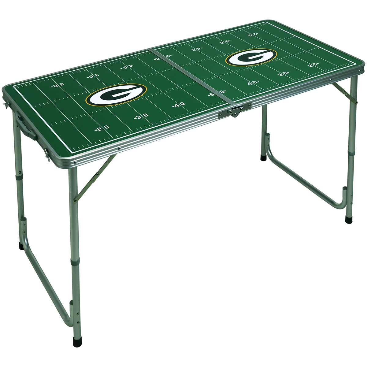 Packers Portable Tailgating Table from Green Bay