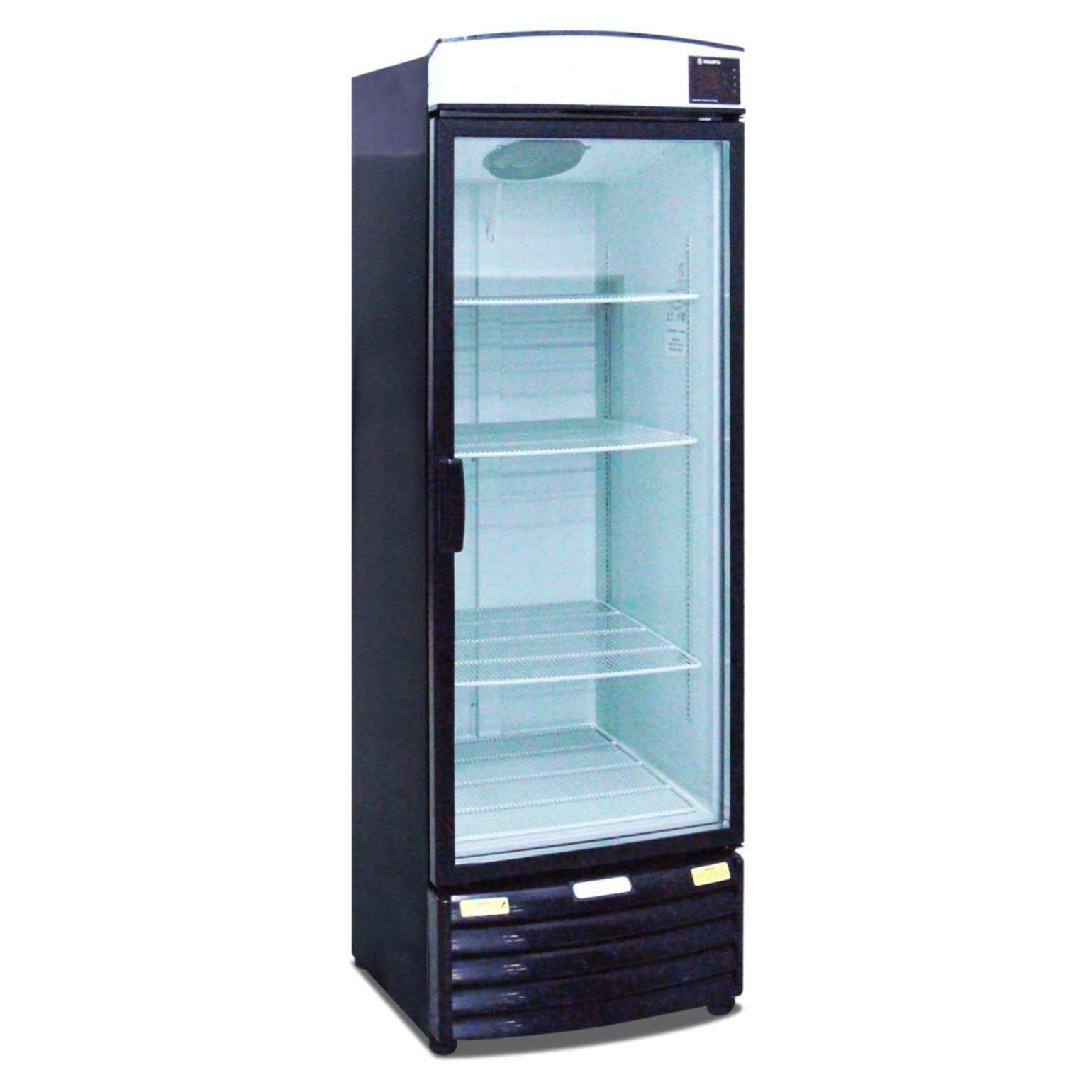 Prima glass swing door tall beverage refrigerator