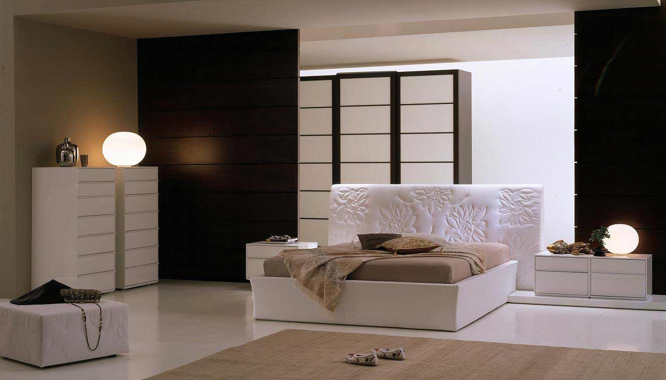 Rossetto Bed Modern Home Furniture Manufacturer