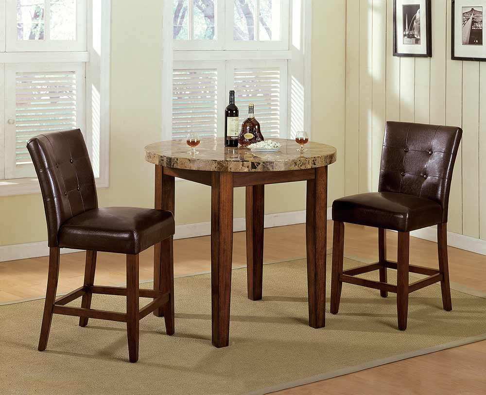 Bar Height Dining Table Idea : Samuel Counter Bar Height Table from Crown Mark from feelthehome.com size 1000 x 813 jpeg 78kB