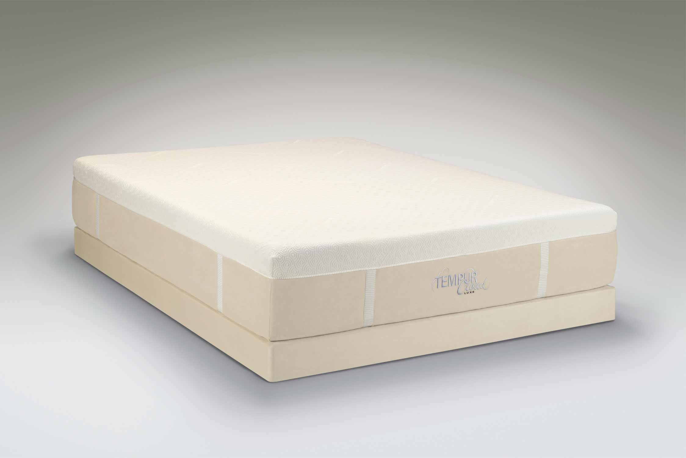 Tempur Cloud Luxe Soft Mattress with Tempurpedic