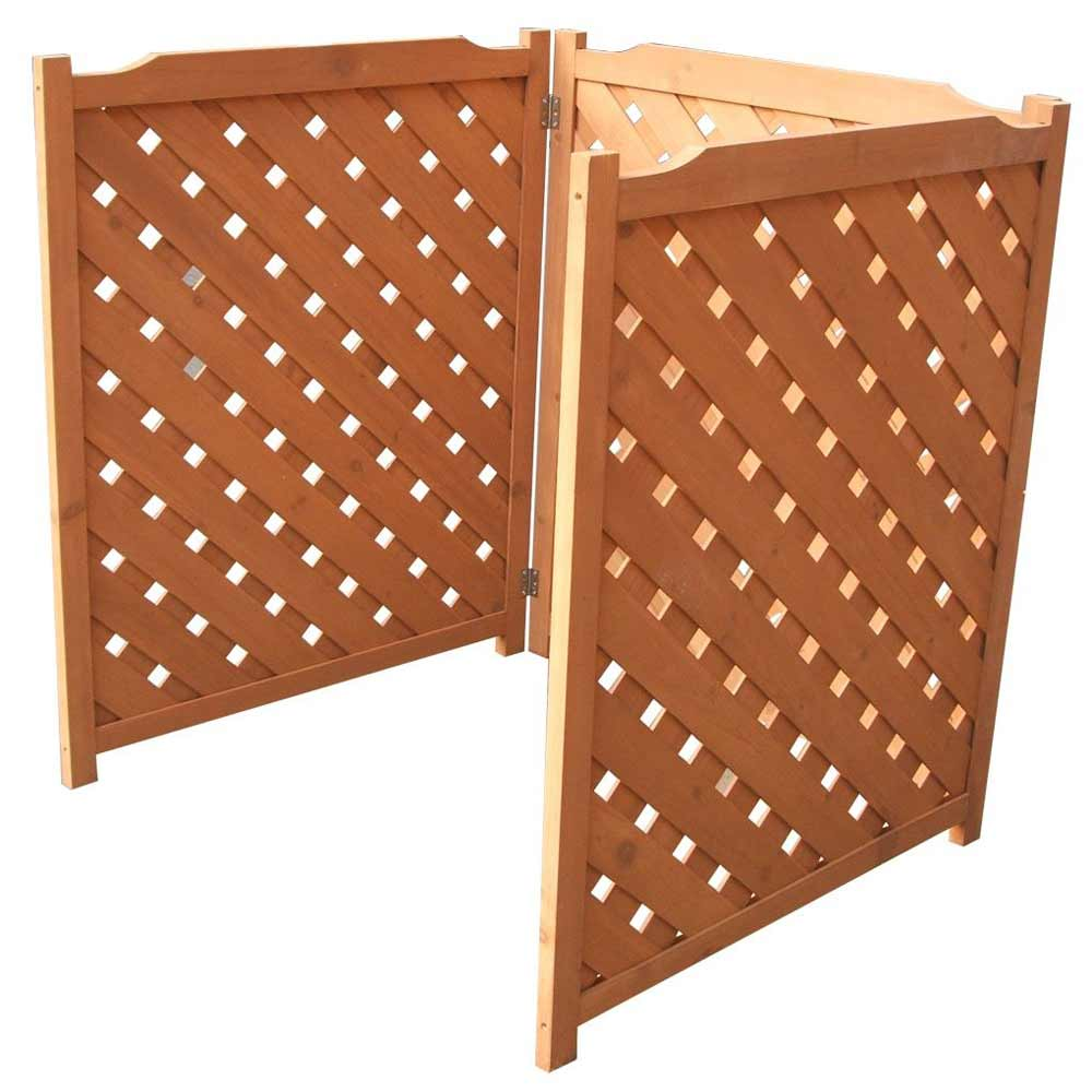 Wooden Folding Dressing Screen Panels