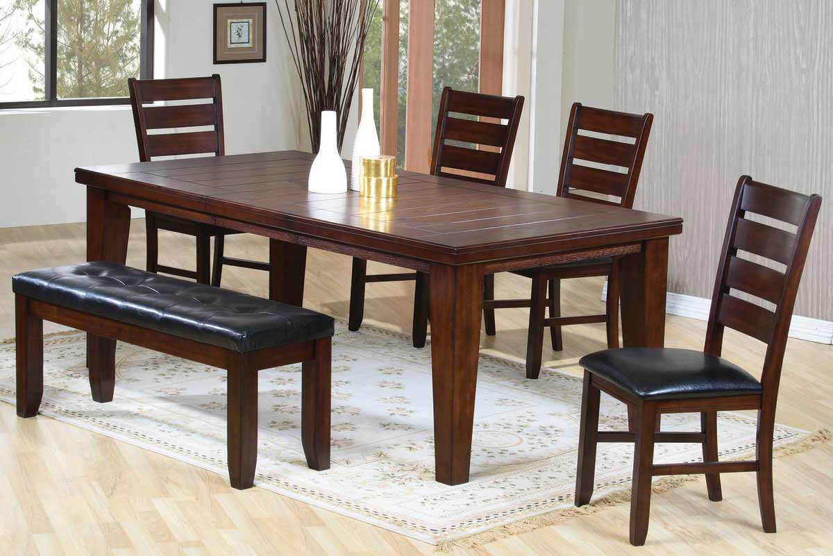 Magnificent Dining Room Table with Bench 1200 x 801 · 94 kB · jpeg