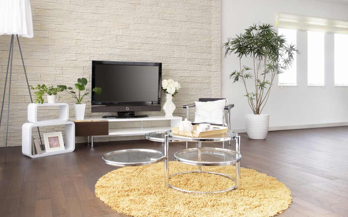 Laminate flooring brand for home for Cheap flooring ideas for living room