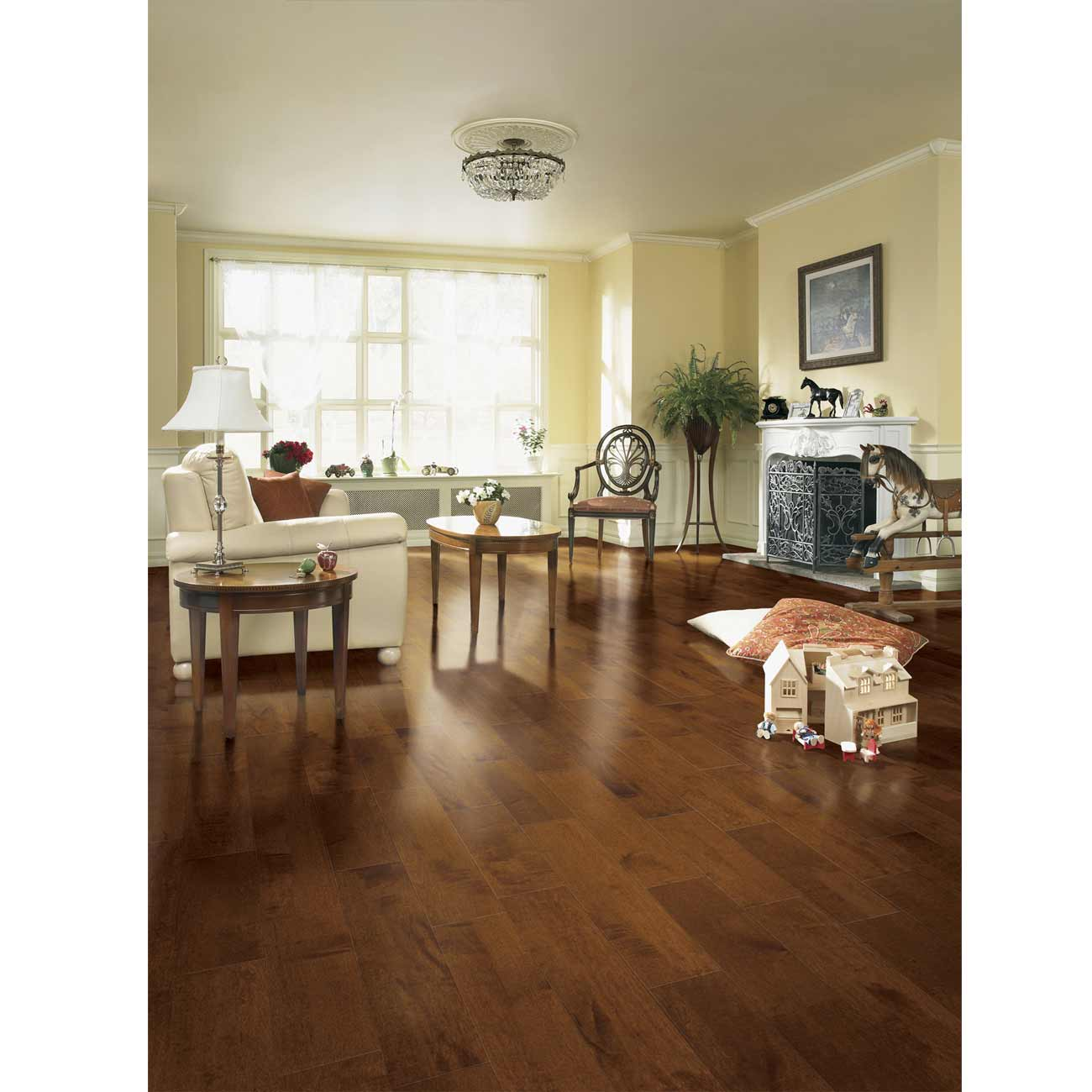 distinctive style wooden flooring from Lauzon
