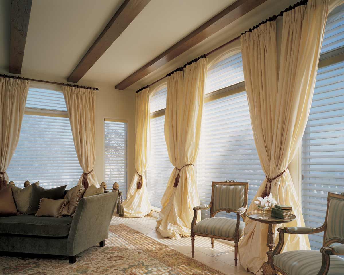 elegant window curtains for home basement
