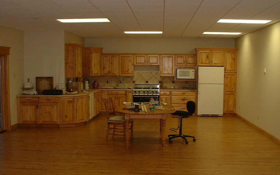 lighting kitchen basement ideas