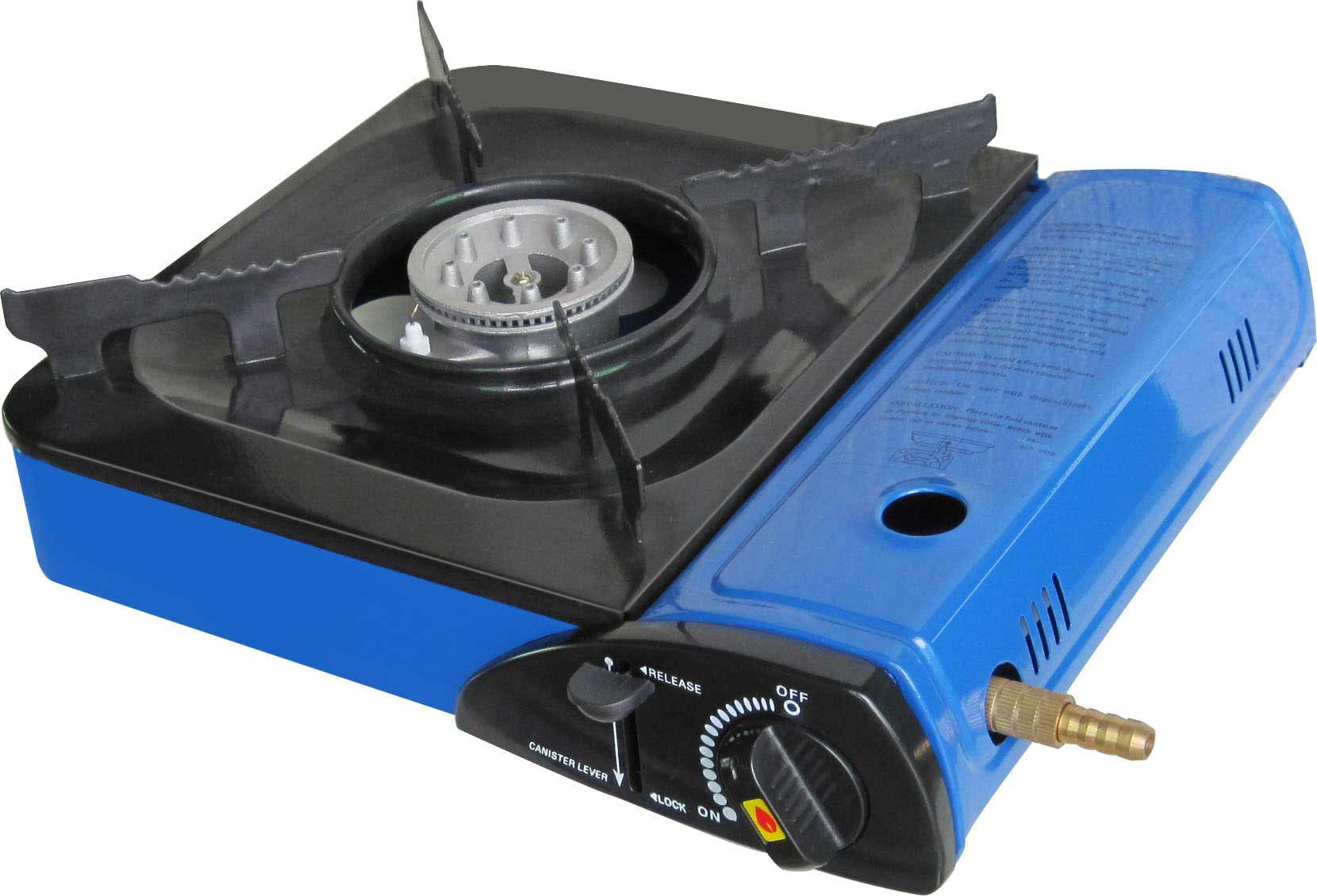 portable gas stove for home with single burner