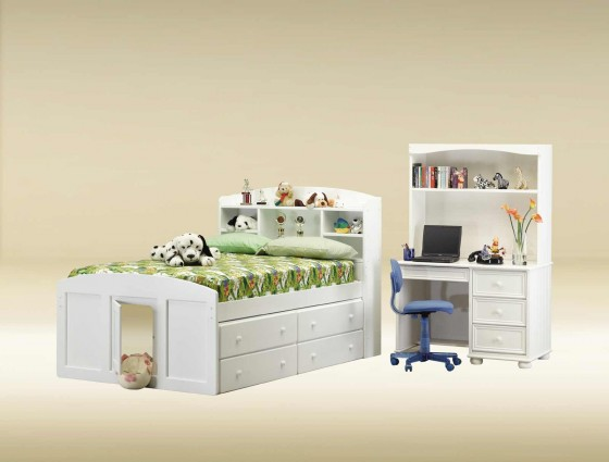 AZ Kids full captain beds for kids