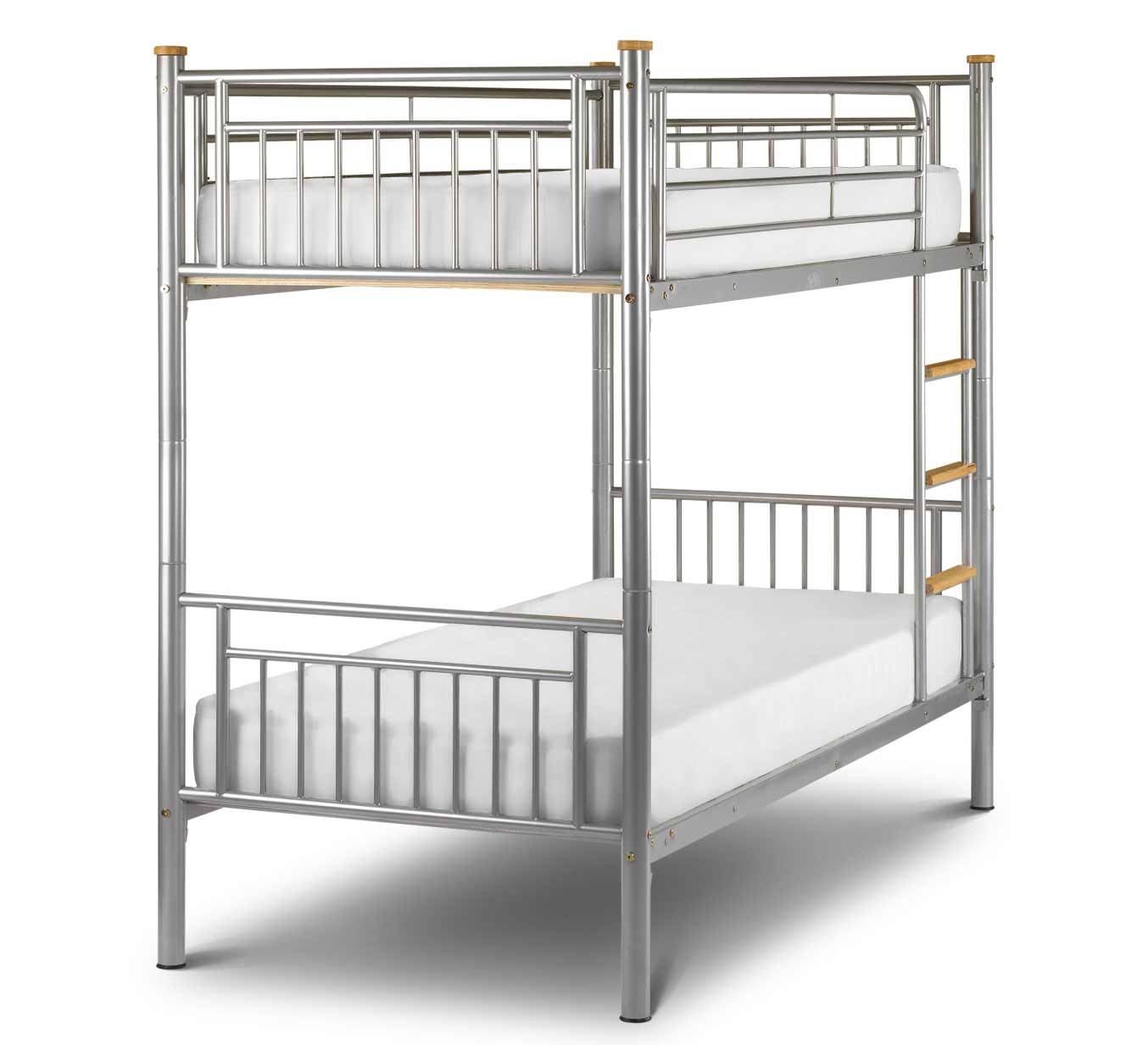 Atlas Aluminum Cheap Bunk Beds from Julian Bowen