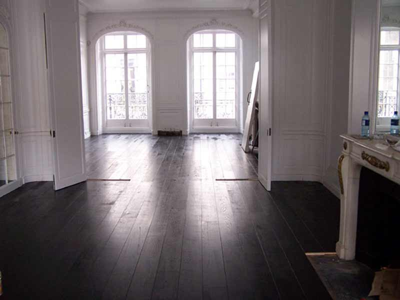 Black Bamboo Flooring Feel The Home