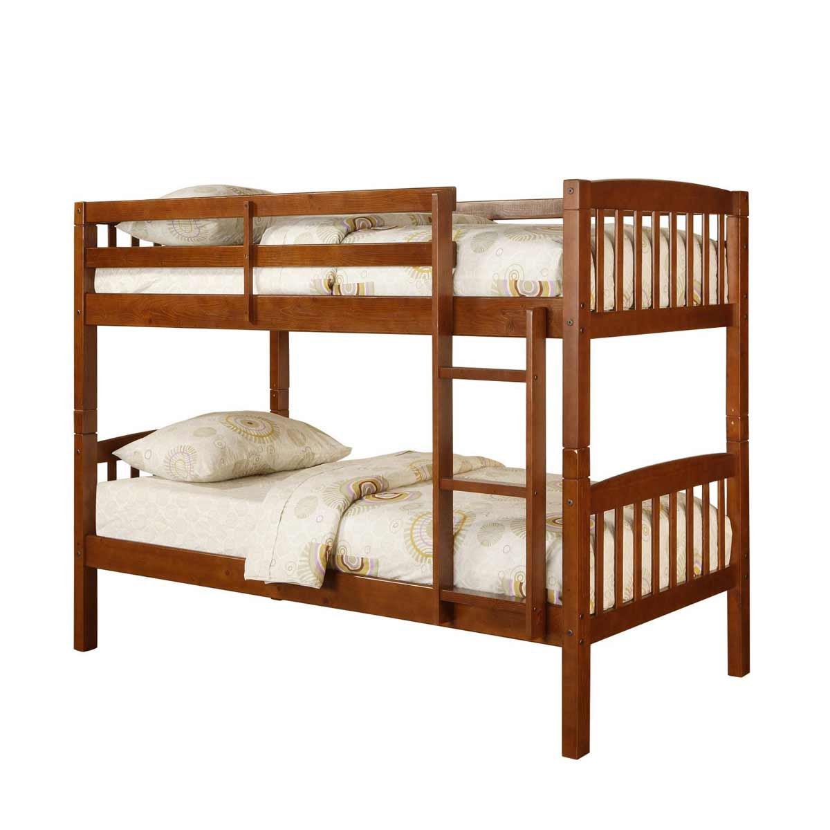 free bunk bed plans twin over twin