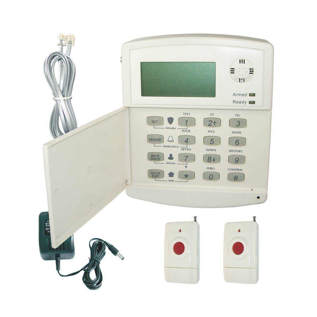 House Alarm System with Auto Dialer