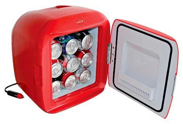 Koolatron Red Coca-cola Best Small Refrigerator