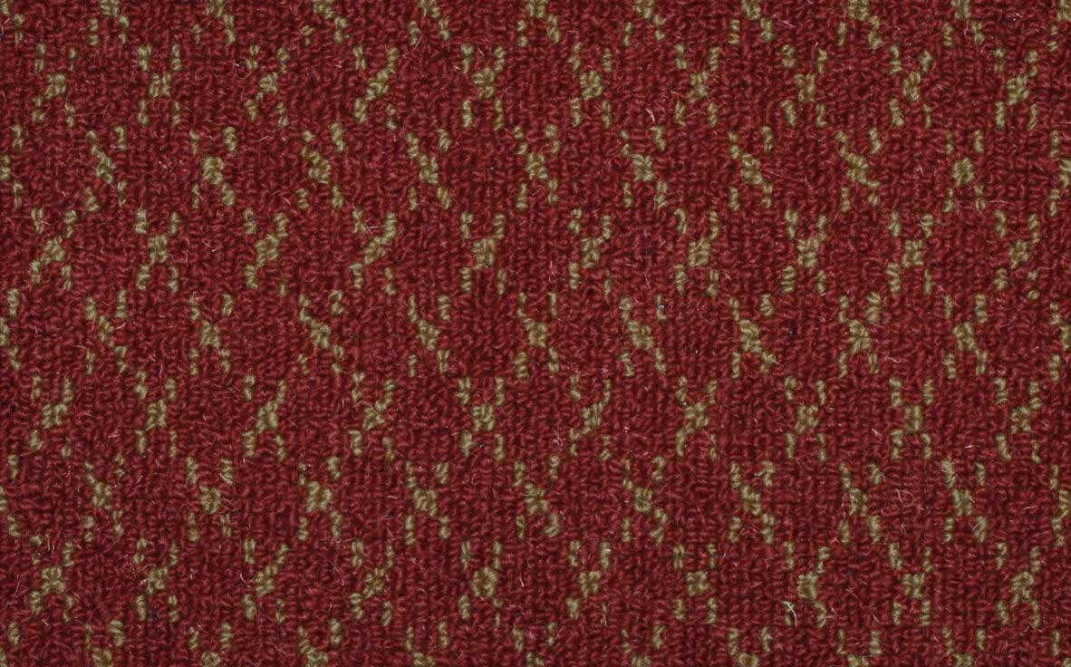 Myers Cross Patterned Wool Carpets Styles Soft Fiber Carpeting For