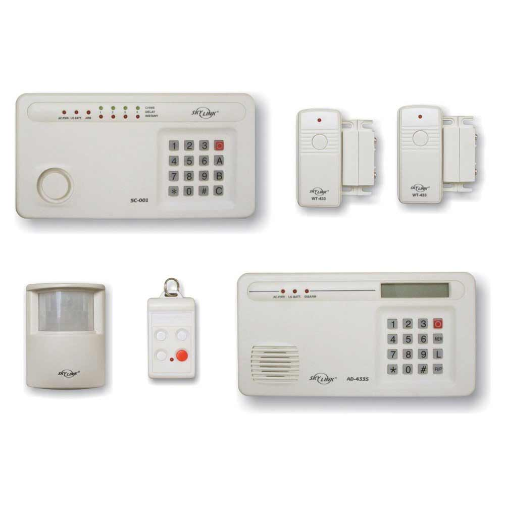 Skylink Burglar Home Wireless Alarm Sets