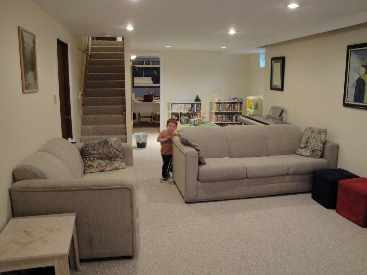 Best carpet for basement family room feel the home for Best carpet for basements