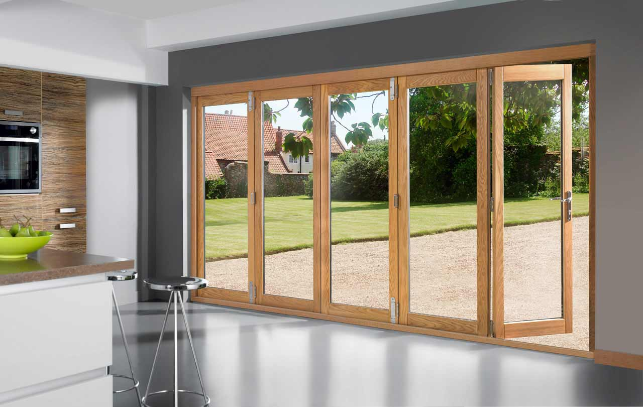 Best Sliding Patio Doors With Five Glass Panels