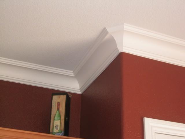 Baseboards cheap crown molding for home