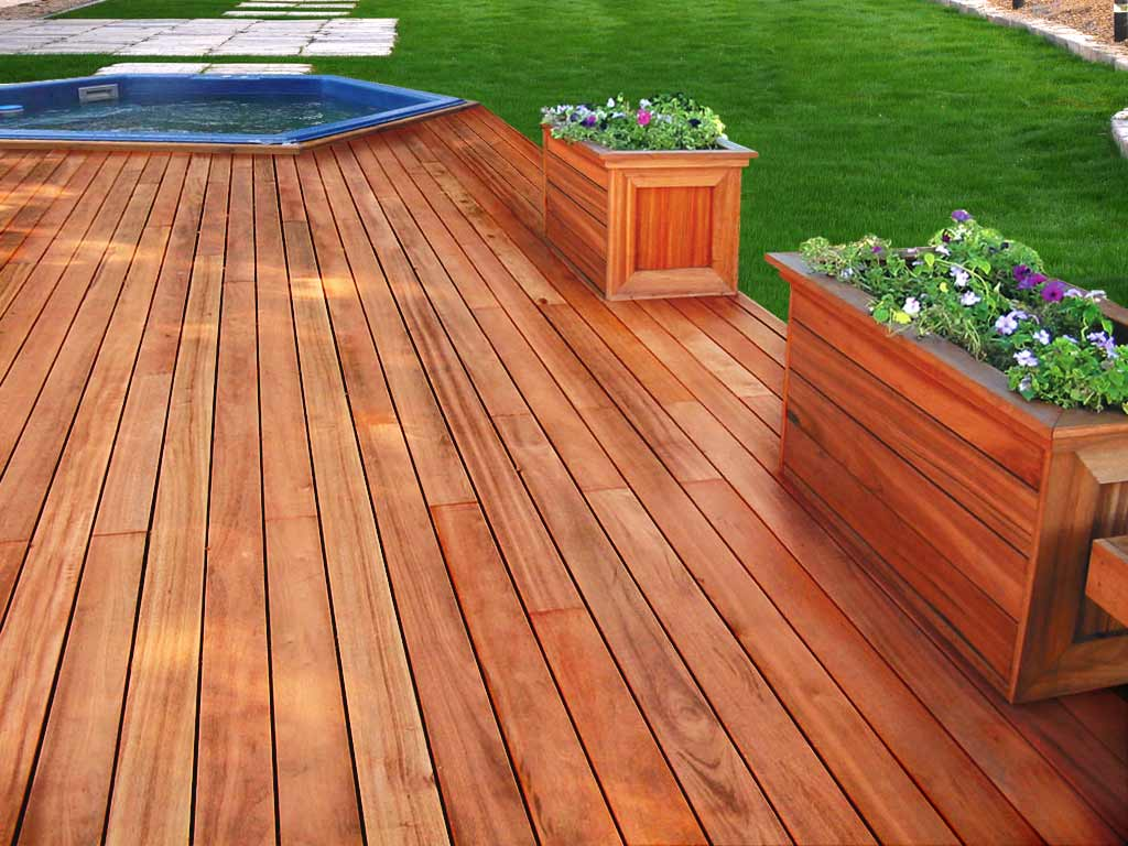 Select Brazilian Koa Feel The Home