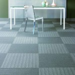 Cushion Back Commercial Basement Carpet Tiles