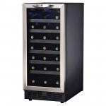 Danby Built in Wine Refrigerator 34 Bottle
