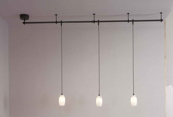 George Kovacs lightrail bronze track lighting