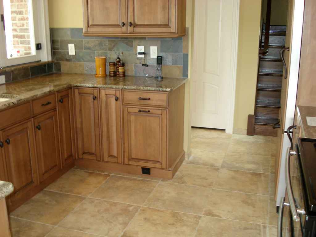 Home Porcelain Tile for Kitchen