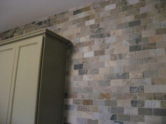 Home stone brick tile style for walls