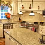 Modern Kitchen Countertop with Stylish Design