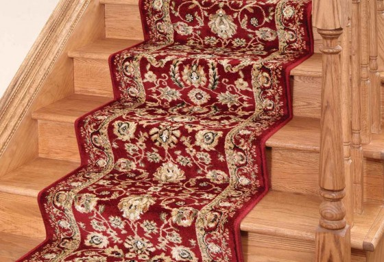 Peerless Rug Carpet Runner for Stairs