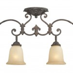 Quoizel Gisella Imperial Bronze Fixed Track Lighting Kit