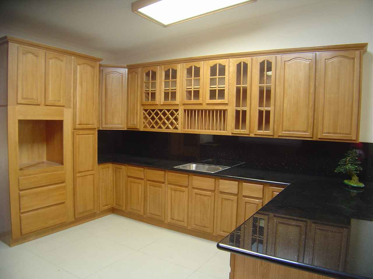 Countertop Designs Brilliant With Oak Kitchen Cabinets Design Ideas Images