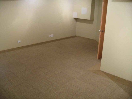 Carpet tiles for basement floors for Best carpet for basements