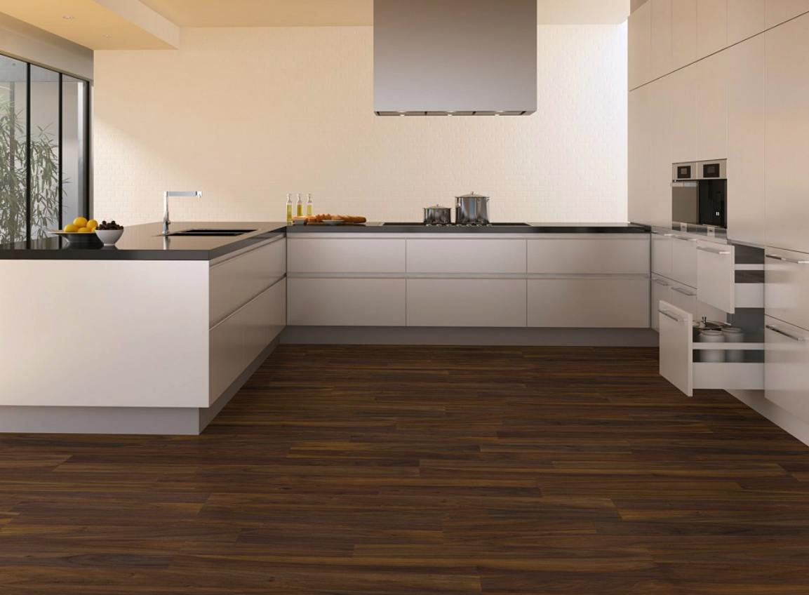 Cheap flooring options for your homeowners for Tiling kitchen floor