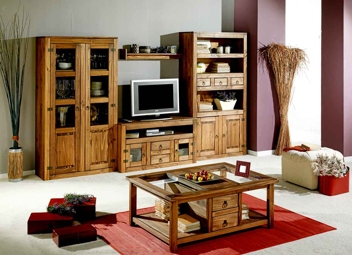 Affordable Wood Furniture for Home Decorating